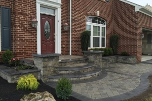 howell nj hardscape design brick by brick pavers and landscaping (14)