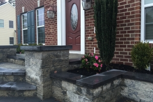 howell nj project hardscape design brick by brick pavers and landscaping