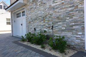 natural stone veneer brick by brick