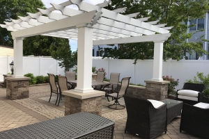 pergola manasquan nj brick by brick
