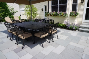 hardscape design sea girt nj brick by brick pavers and landscaping