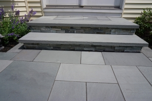 stone veneer sea girt nj brick by brick pavers and landscaping
