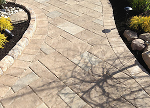 Creative, Eye-Catching Pavers